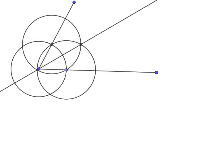 Bisect and angle
