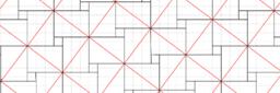 Pythagorean Theorem byTessellation # 16 Tiling