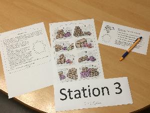 Station 3: Die 8 Schatzkammern