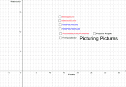 Linear Programming Example: Picturing Pictures