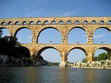 """""""Pont du Gard"""" (römische Architektur)"""