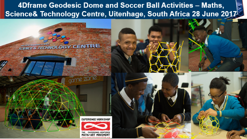 GeoGebra -STEAM Education activities leading up to regional conference in South Africa.