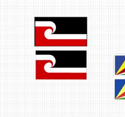 Sheychellerne flag