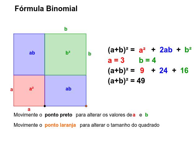 Applet Binômio