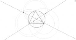 Kružnice opsaná trojúhelníku (6. ročník)