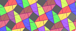 Pythagorean Tessellation 96 Tiling
