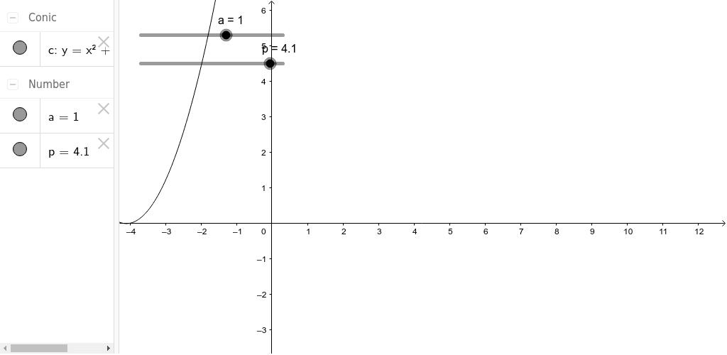 이차함수의 x축 평행이동 활동을 시작하려면 엔터키를 누르세요.