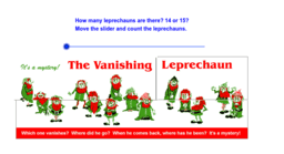 The Vanishing Leprechaun