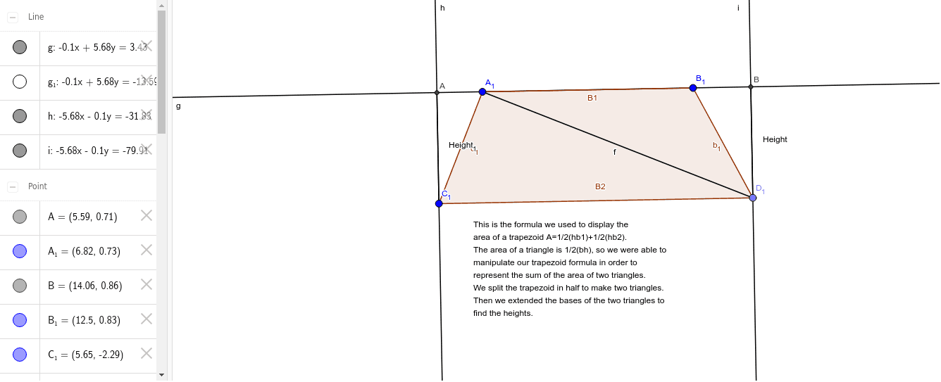 Trapezoid 2 Press Enter to start activity