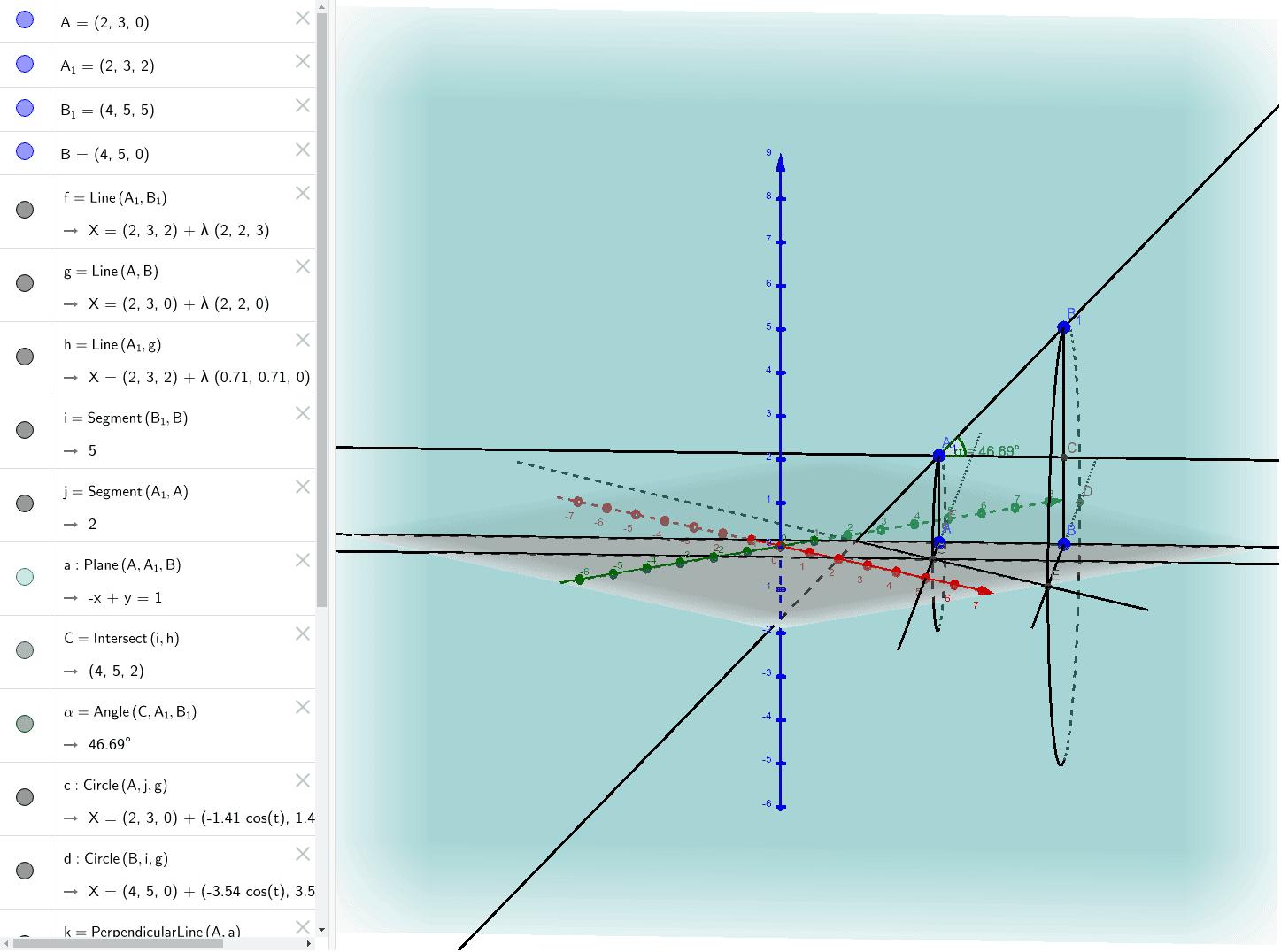 Desenho projetivo 1 ---- 3D