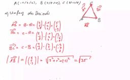 Analytische Geometrie (ma-3)