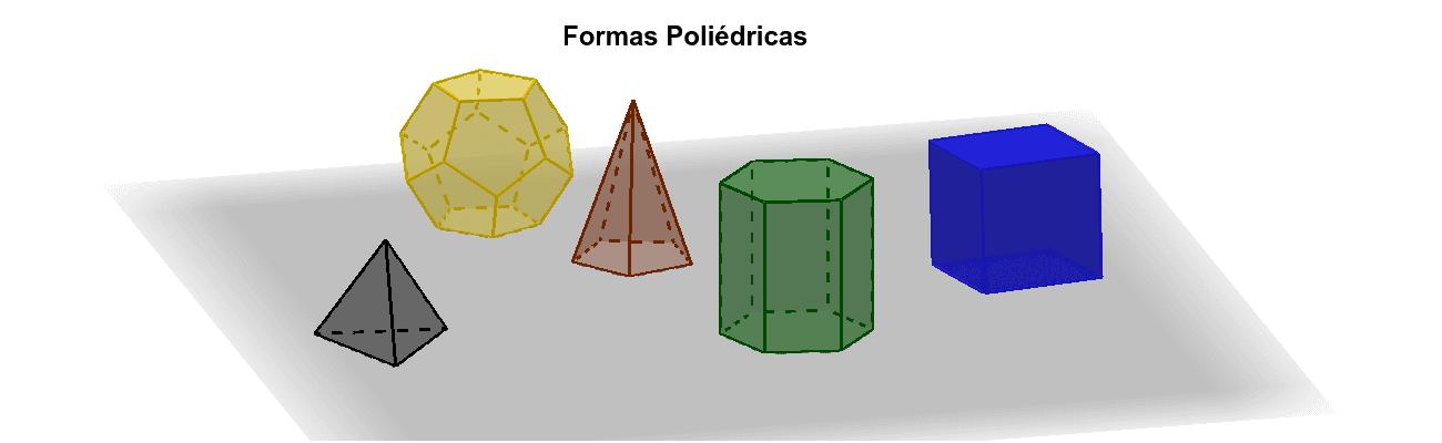 Formas Poliédricas