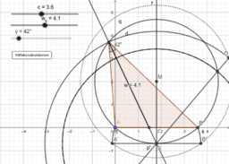 Dreieckskonstruktion