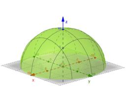 Semiesfera