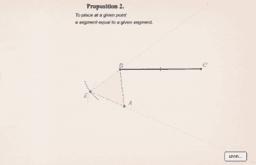 Elements I: Proposition 2