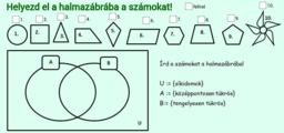 Szimmetrikus alakzatok csoportosítása
