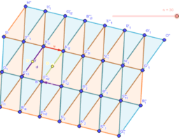 The triangle tiling