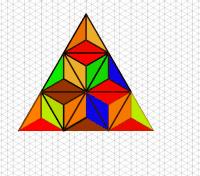 Simetría geométrica Daniel y Francisco
