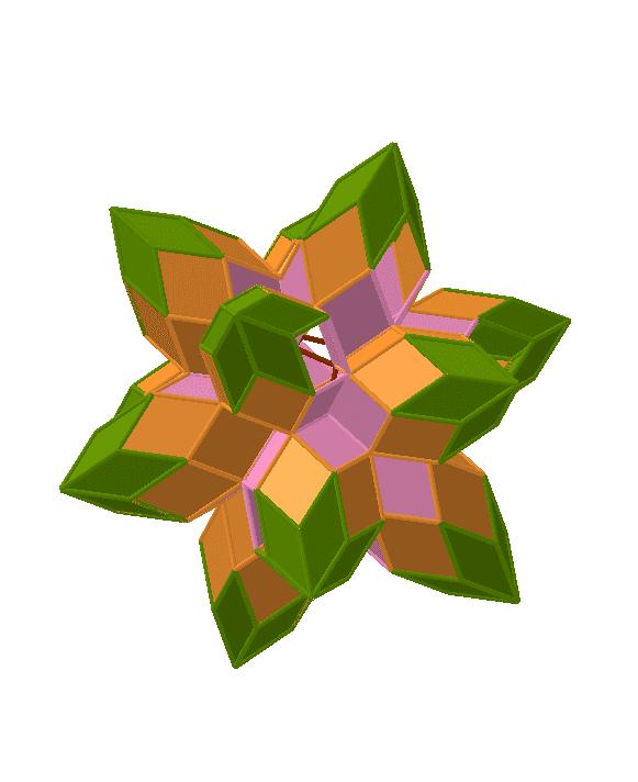 菱形180面體