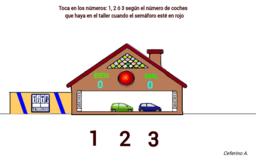Número de coches