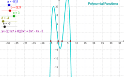 MTZ Moore Polynomial Functions