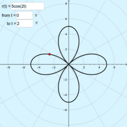 Polar Graph Calculator (for Lengths) 3.1
