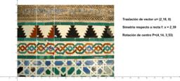 Frisos y mosaicos