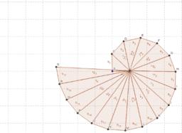 Spirale di triangoli rettangoli