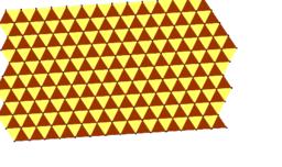 triangle tesselation