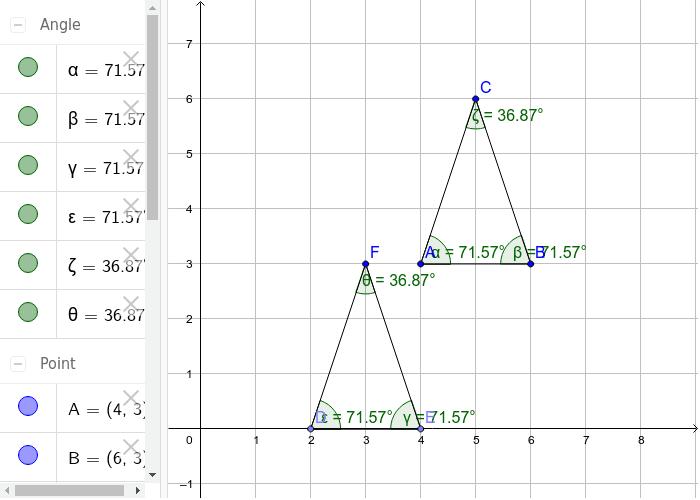 Similar triangles 2