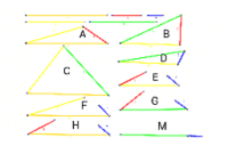 Triangoli possibili