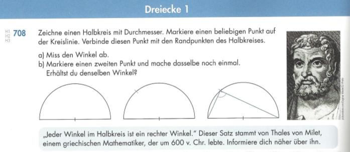 Übung 708 aus mathematiX (Boxhofer-Huber-Lischka-Panhuber, Veritas 2013) für die 2. Klasse Unterstufe