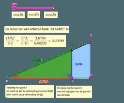 De goniometrische getallen