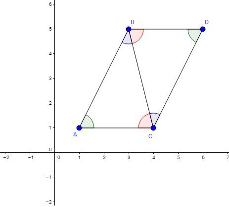 Considere T como a área do triângulo ABC.