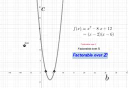 Factorable Quadratics