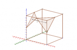 Midpoint cube