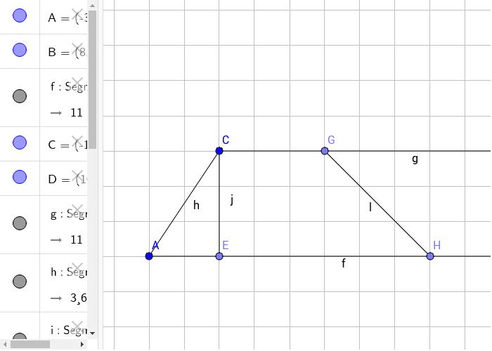 Trapez - Parallelogramm