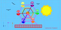 Ferris Wheel Carnival Slider
