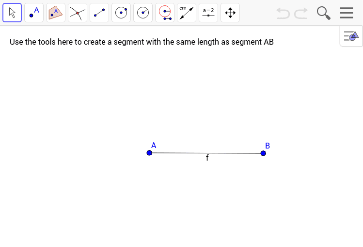 Copying a Segment Press Enter to start activity
