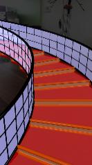 [size=100]Mit GeoGebra Augmented Reality kann entlang der Wendeltreppe spaziert werden.[/size]