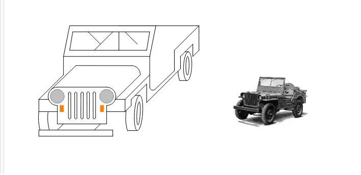"""Jeep de Axel de 1C2 (2016 2017) Tapez """"Entrée"""" pour démarrer l'activité"""