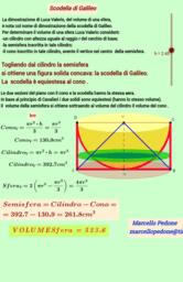 Scodella di Galileo 3D