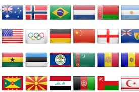 Her kan du se en oversigt af  de nogle flag der findes. Måske kan du nogle få gode ideer til dit eget flag.