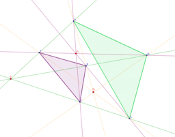 Divkārtperspektīvi trijstūri