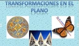 Transformacions en el pla