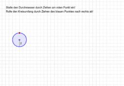 Kreis - Umfang