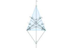 Recta de Euler Isósceles