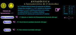 Estadística ( media aritmética - ejemplos 2 )