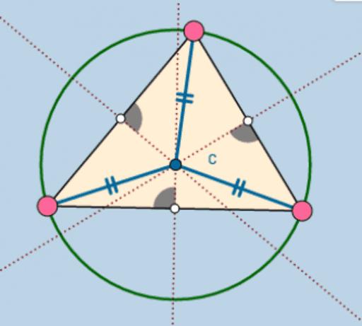 Triangle Theorems Geogebra
