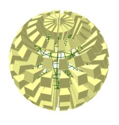 El volum de la esfera